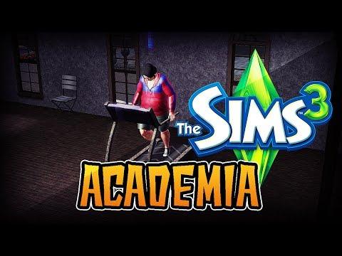 Ukas Rick - Academia - The Sims 3