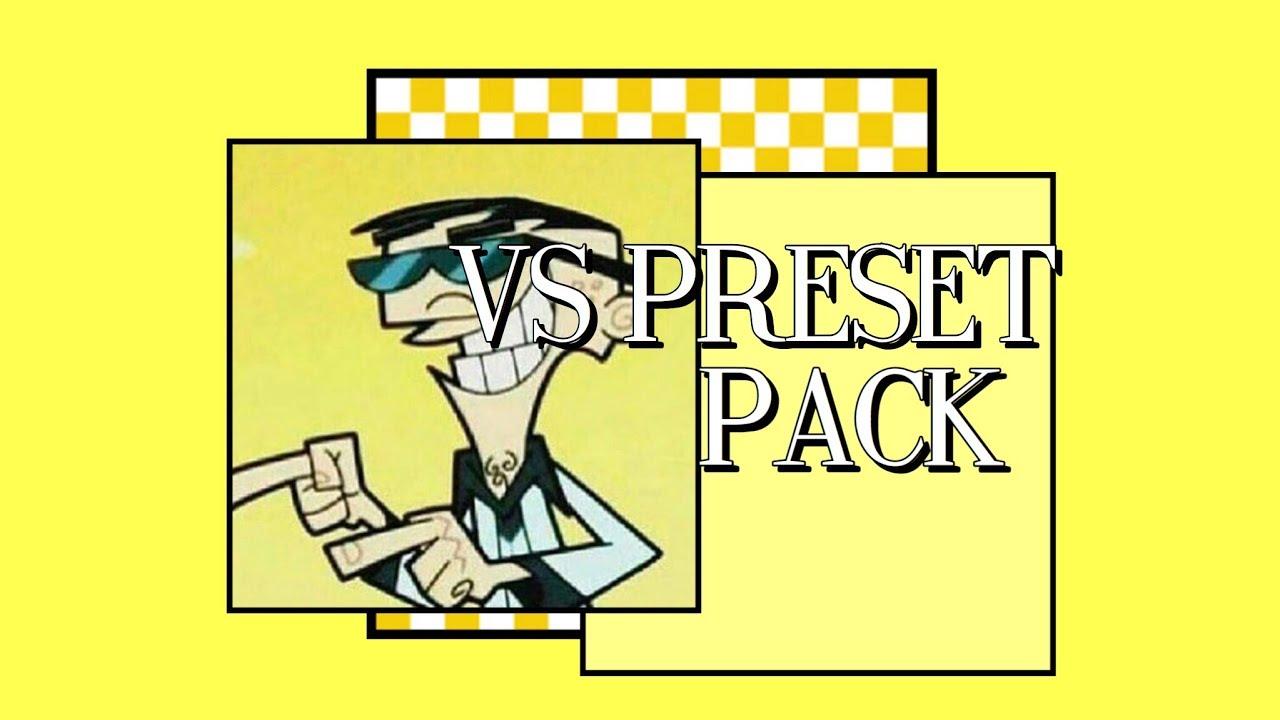 VIDEOSTAR PRESET PACK