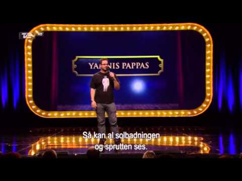 Yannis Pappas in Denmark