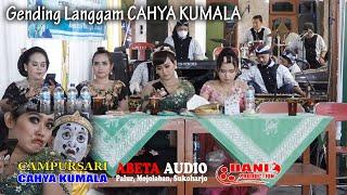 Gending Langgam Campursari CAHYA KUMALA Live Planggu Trucuk - Abeta Sound System