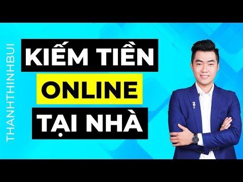 6 cách kiếm tiền online tại nhà cho người mới