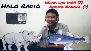 Request Lagu di Radio - Badak dan Ikan, Nobita Nongol dan Bayem.