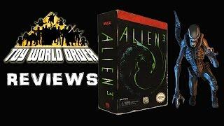 Neca Alien 3 Video Game Homage Dog Alien Review