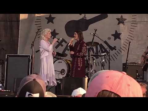 Judy Collins with Brandi Carlile -