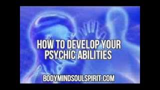 How To Develop Psychic Abilities thumbnail