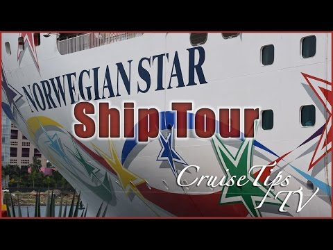 Norwegian Star - Full Ship Tour