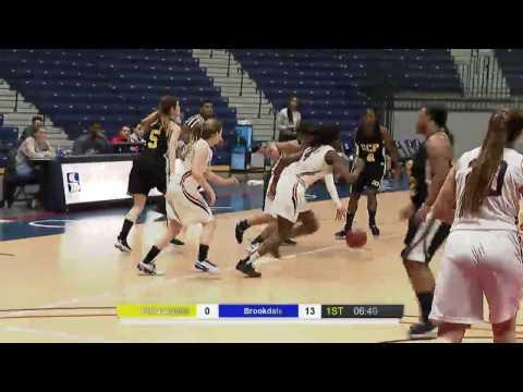 Brookdale Women's Basketball vs CC of Philadelphia 1/19/17