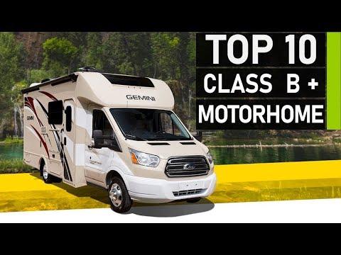 Top 10 Amazing Class B Plus Motorhomes 2020