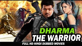 Dharma The Warrior - HD Hindi Dubbed Action Movie - Vijay, Isha Koppikar