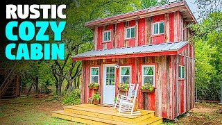 Stunning Rent This Rustic Tiny Cozy Cabin On Airbnb
