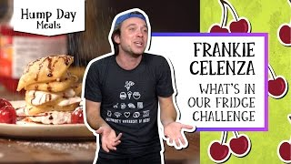 What's in our Fridge? Challenge #2 | Frankie Celenza