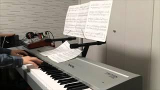 久石 譲 asian dream song をヒ アノて 弾いてみた joe hisaishi asian dream song on piano