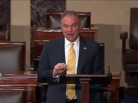Kaine Calls On President To Seek Congressional Authorization for U.S. Military Force Against ISIL
