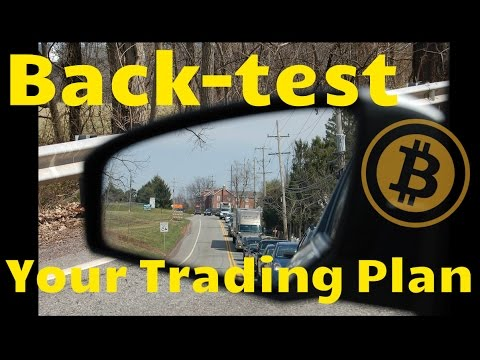 Back-Test Your Bitcoin Trading Plan
