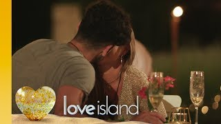 FIRST LOOK: Georgia and Niall's Kiss Causes Drama | Love Island 2018