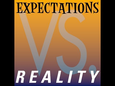 Khiam Mincey - Expectations Vs. Reality