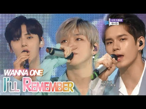 Free Download [comeback Stage] Wanna One - I'll Remember, 워너원 - 너의 이름을 Show Music Core 20180331 Mp3 dan Mp4