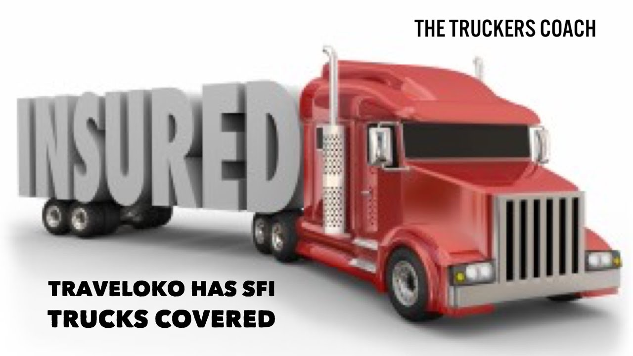 Traveloko Schneider Finance Truck Insurance Options Youtube