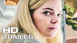 МАНЬЯК Сезон 1 ✩ Трейлер #1 (2018) Джона Хилл, Эмма Стоун, Netflix Series