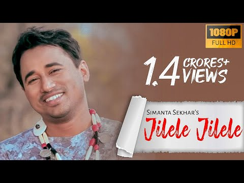 Jilele Jilele - Simanta Shekhar | Preety Kongana | Official Full Video Song | Full HD