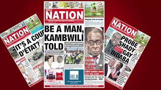 Daily Nation Reaching countrywide