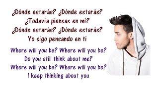 Prince Royce - La Carretera Lyrics English and Spanish - Translation & Meaning - Letras en ingles