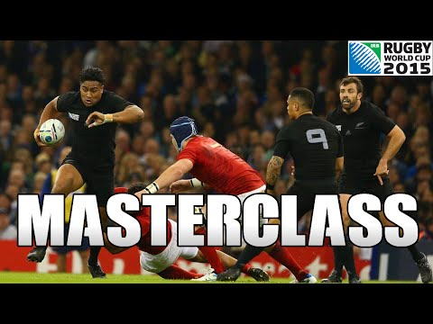 All Blacks vs France - Rugby World Cup 2015 | Quarterfinal Highlights | MASTERCLASS