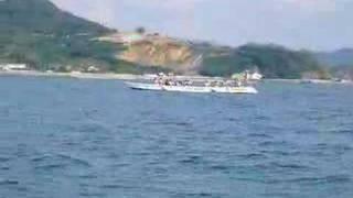 Cutter Crew 4 Glides Through the Water