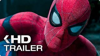 SPIDER-MAN: Homecoming International TV Spot & Trailer (2017)