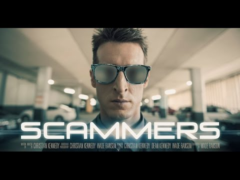 Scammers - SciFi Short Film