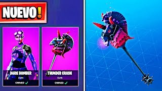 THE CUBE, DARK BOMB AND PICO **NEW SKIN** in FORTNITE: Battle Royale