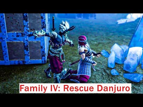 Aragami 2: Gameplay #30: Daikizo Mine: Family IV: Rescue Danjuro  