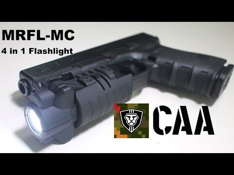 MRFL-MC 4 in 1 Flashlight by CAA