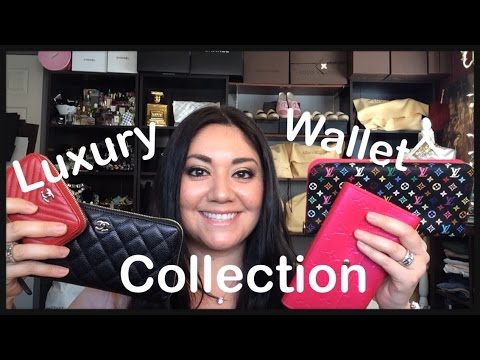 Luxury Wallet Collection 2016