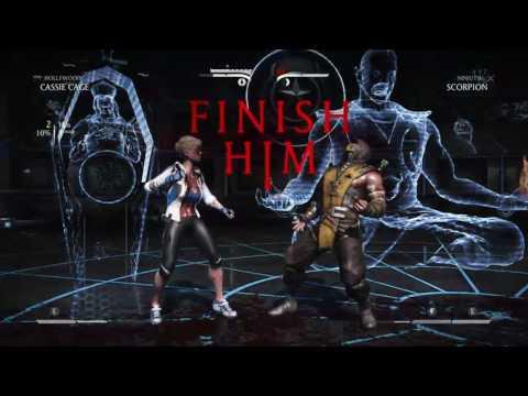 Mortal   kombat   x  levi vs   Szabi