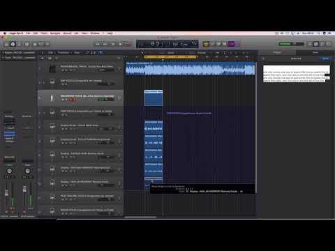 HOOK VOCAL FEATURE + LOGIC PRESET UPDATE! | Logic PRO Tutorial