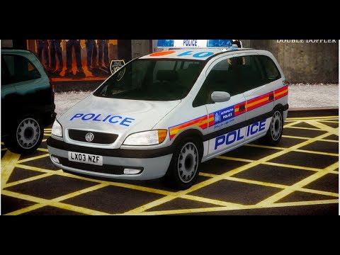 GTA IV : LCPDFR - Metropolitan Police Patrol