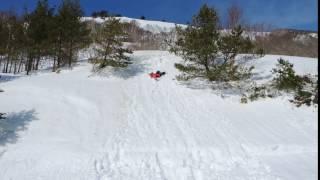 かわむらあきひと in リゾートで優雅な滑り 川村亜紀 検索動画 25