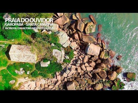 Praia do Ouvidor - DJI Phantom 3 Standard