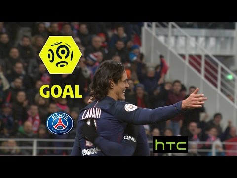 Goal Edinson CAVANI (85') / Dijon FCO - Paris Saint-Germain (1-3)/ 2016-17