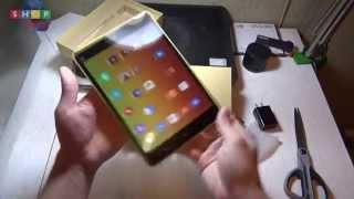 Планшет Xiaomi MiPad 64GB! Розпакування!   ПОСИЛКА з Китаю   Aliexpress   # 17
