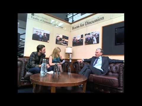 Frans van Houten (CEO Philips) bij Room for Discussion