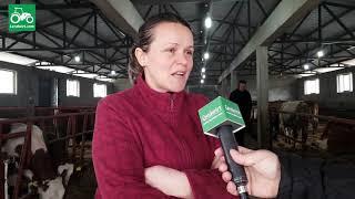 Ferma për prodhimin e qumështit, fshati Sllagrazhdë - Komuna e Suharekës