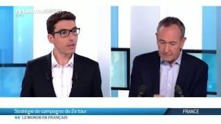 France : Stratégie de campagne du 2e tour thumbnail
