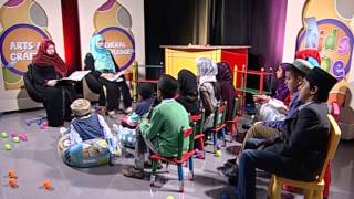 Kids Time: Programme no. 39 (English & Urdu)