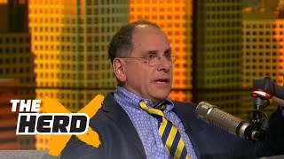 James Andrew Miller talks 'Powerhouse' with Colin | THE HERD (FULL INTERVIEW)