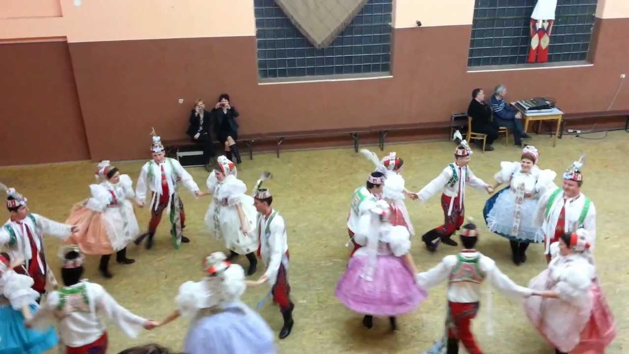 Krojový ples Tvrdonice 2013