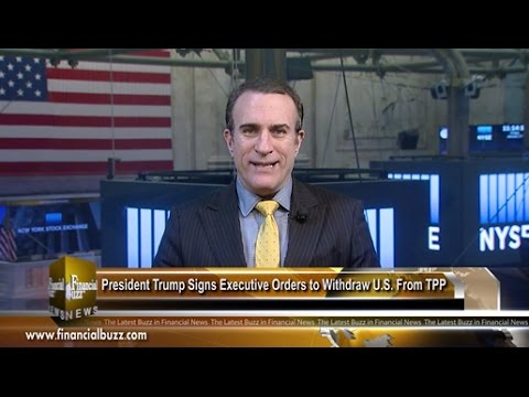 LIVE - Floor of the NYSE! Jan. 27, 2017 Financial News - Business News - Stock News - Market News