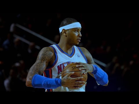 Carmelo Anthony - New York Knicks 2010/11 Mix - HD
