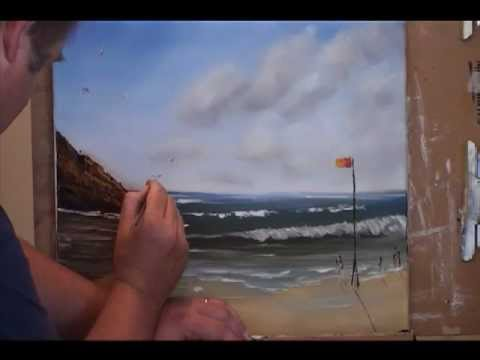 Oil Painting Lesson with Rod Moore - Part 8 Finishing Touches - YouTube